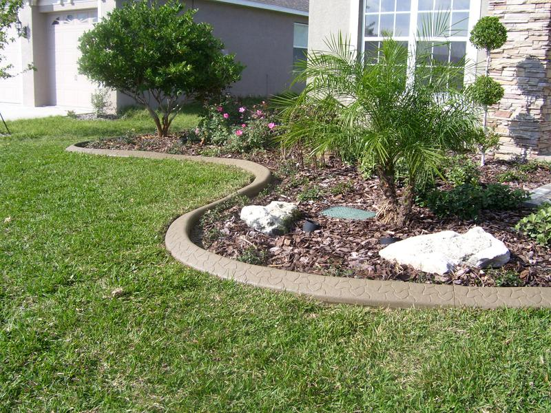 Side Driveway Landscaping Curb Appeal